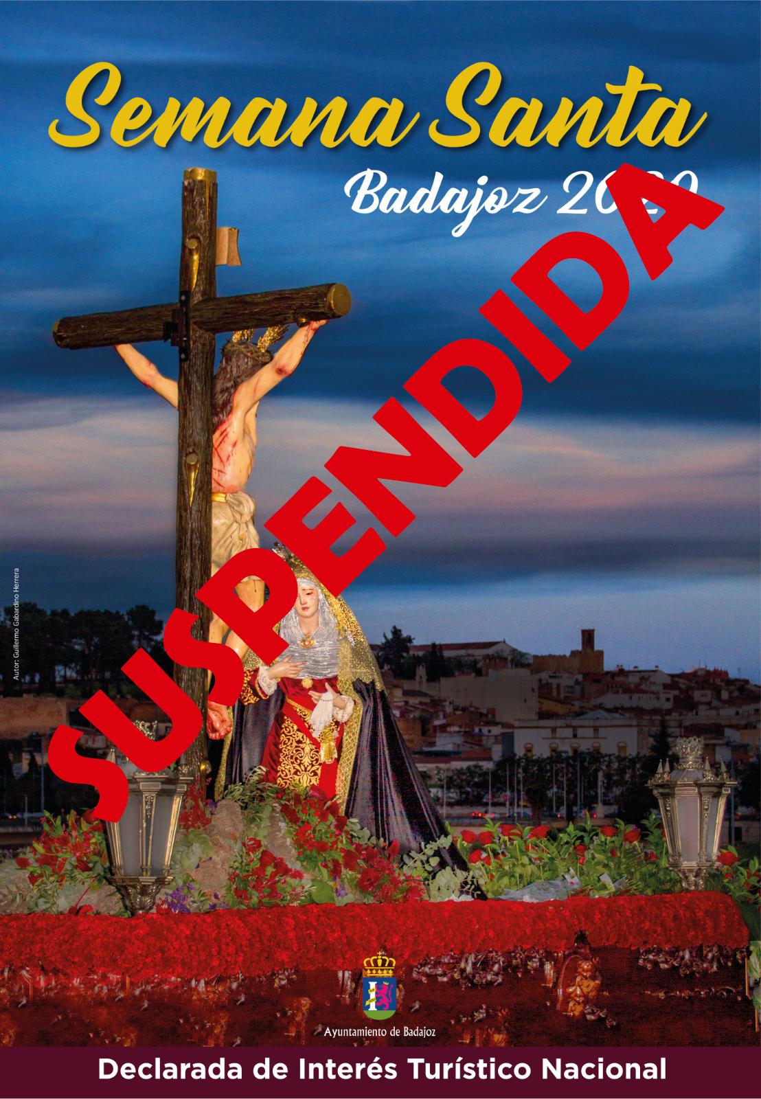 La Archidiócesis suspende la Semana Santa