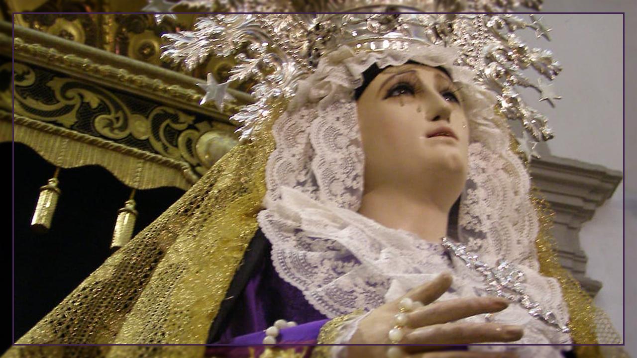 Rosario en honor a María Santísima de los Dolores