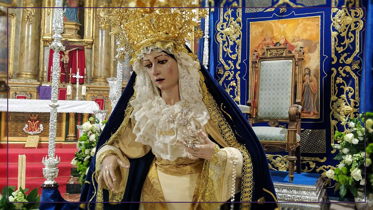 Triduo a María Santísima de la Aurora