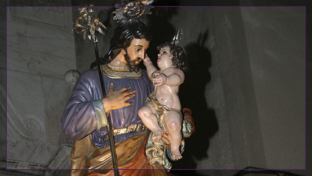 Eucaristía San José de la Asociación de Costaleros