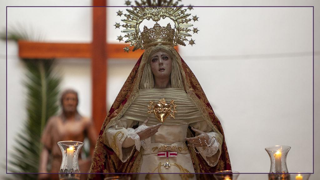 Eucaristía al Dulce Nombre de María